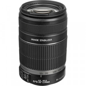 Canon EF-S 55-250mm f/4-5.6 IS II Lens