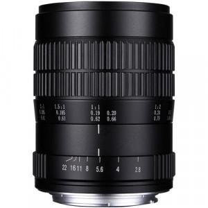 Venus Optics Laowa 60mm f/2.8 2X Ultra-Macro Lens for Nikon F