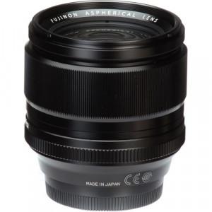 Fujifilm XF 56mm F1.2 R Lens (Black)