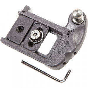 Spider Camera Holster Plate With Pin for SpiderLight Holster