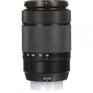 Fujifilm XC 50-230mm f/4.5-6.7 OIS II Lens (Black)