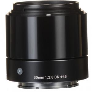 Sigma 60mm f/2.8 DN Lens for Sony E-mount Cameras (Black)