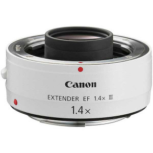 Canon 1.4x EF Extender III (Teleconverter)