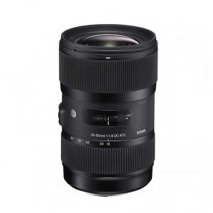 Sigma 18-35mm F/1.8 DC HSM Lens for Nikon