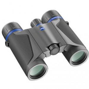 Zeiss 8x25 Terra ED Compact Binocular (Grey)