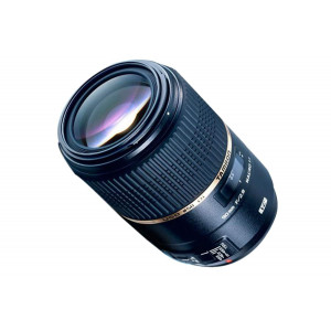 Tamron SP 90mm F/2.8 Di Macro 1:1 VC USD Macro Prime Lens with Hood for Canon DSLR Camera