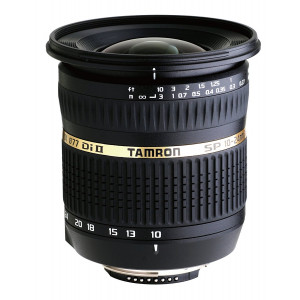 Tamron AF 10-24mm f/3.5-4.5 DI II Zoom Lens For Nikon (New VC)
