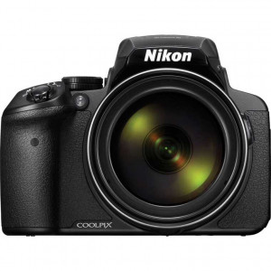 Nikon COOLPIX P900 Digital Camera (Black)