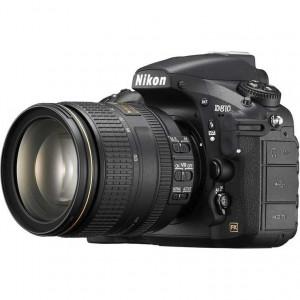 Nikon D810 Digital SLR Camera with 24-120mm Lens with 64 GB Sandisk memory card.
