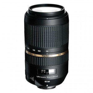 Tamron SP 70-300mm f/4-5.6 Di VC USD A005N Lens - Nikon Mount