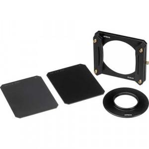 Formatt Hitech  67 x 85mm Neutral Density Filter Starter Kit with 55mm Adapter Ring