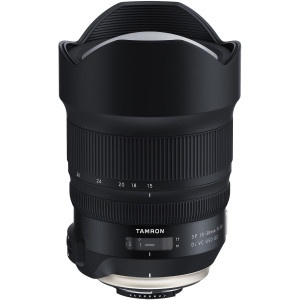 Tamron SP 15-30mm f/2.8 Di VC USD G2 Lens for Nikon F