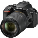 Nikon D5600 Digital SLR Camera with 18-140mm Lens (Black)
