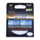 Kenko 72 MM Smart Filter MC UV370 Slim Filter