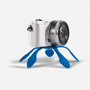 Splat Flexible Tripod for P&S and Mirrorless Cameras