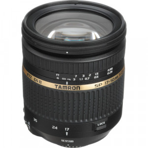 Tamron SP AF 17-50mm f2.8 XR Di-II Lens for Nikon A16