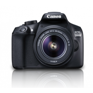 CANON EOS 1300D DIGITAL SLR Kit with EF S 18-55 IS II Lens