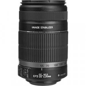 Canon EF-S 55-250mm f/4-5.6 IS II Lens