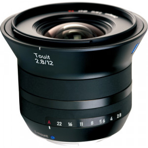 ZEISS Touit 12mm f/2.8 Lens (Fujifilm X-Mount) (Demo Discount)