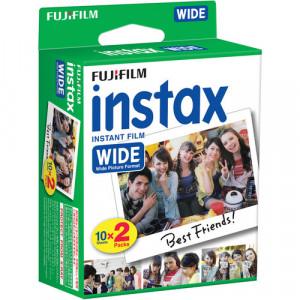 Fujifilm instax Wide Instant Film 10x2