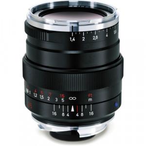 ZEISS Distagon T* 35mm f/1.4 ZM Lens (Black) +Zeiss UV Filter