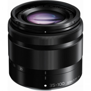 Panasonic Lumix G Vario 35-100mm f/4-5.6 ASPH. MEGA O.I.S. Lens