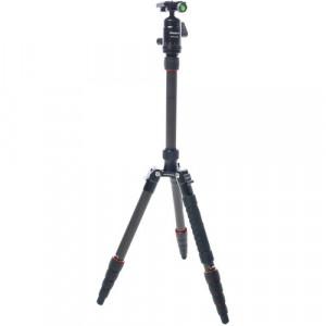 Fotopro X-GO Tripod Kit with FPH-42Q Ball Head (Black)