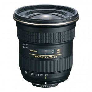 Tokina 17-35mm f/4 AT-X Pro FX Lens for Nikon