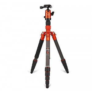 Fotopro X-GO Predator with FPH-62Q Ball Head (Orange)