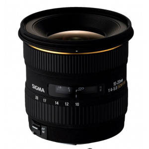 Sigma 10-20mm F/4-5.6 EX DC HSM Zoom Lens for Canon DSLR