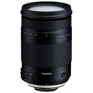 Tamron 18-400mm f/3.5-6.3 Di II VC HLD Lens for Nikon DX DSLR