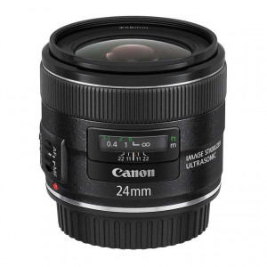 Canon EF 24mm f/2.8 Wide Angle IS USM AF Lens
