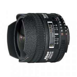 Nikon Fisheye AF Nikkor 16mm f/2.8D Autofocus Lens
