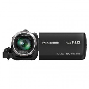 Panasonic HC-V270 Full HD Camcorder (Black)