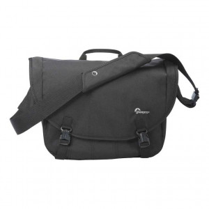 Lowepro Passport Messenger Shoulder Bag (Black)