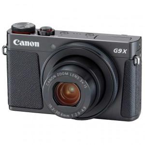 Canon PowerShot G9 X Mark II Digital Camera (Black)